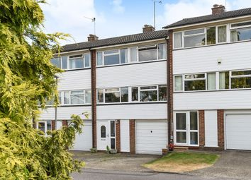 Thumbnail 3 bed town house for sale in Tudor Court, Hitchin
