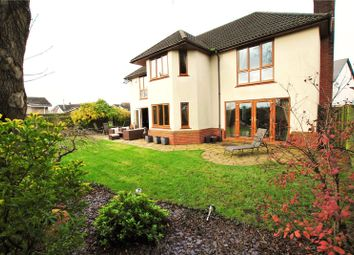 Thumbnail 5 bedroom detached house for sale in Wellfield Road, Marshfield, Cardiff