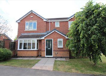 Thumbnail 4 bed detached house for sale in Alton Drive, Giltbrook, Nottingham