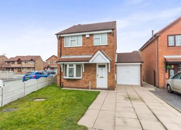 Thumbnail 3 bedroom detached house for sale in Honeybourne Way, Willenhall, West Midlands