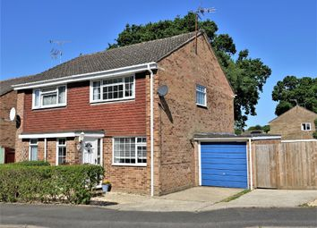 Thumbnail 2 bed semi-detached house for sale in Cambria Drive, Dibden, Southampton