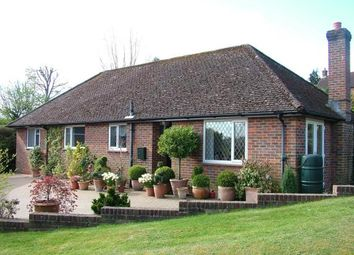 Thumbnail 3 bed bungalow for sale in Park Crescent, Midhurst, West Sussex
