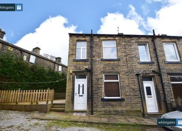 Thumbnail 2 bed terraced house to rent in Cherry Street, Haworth, Keighley, West Yorkshire