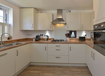 Thumbnail 3 bed end terrace house for sale in King Alfred Way, Great Denham