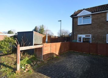 Thumbnail 1 bed terraced house to rent in Harrier Close, Lee-On-The-Solent