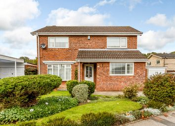 Thumbnail 3 bed detached house for sale in Grassholme, Woodthorpe, York