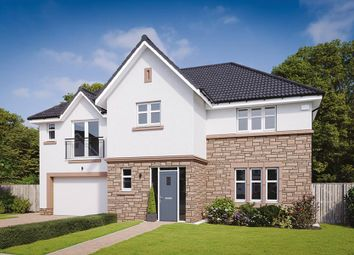 "Thumbnail 5 bed detached house for sale in ""The Kennedy"" at Davidston Place, Lenzie, Kirkintilloch, Glasgow"