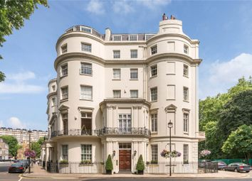 Thumbnail 4 bed flat for sale in Hyde Park Square, The Hyde Park Estate, London
