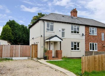 Thumbnail 3 bed semi-detached house for sale in Bank Crescent, Chasetown, Burntwood