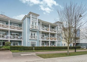 Thumbnail 2 bed flat for sale in Lambe Close, Snodland, Kent