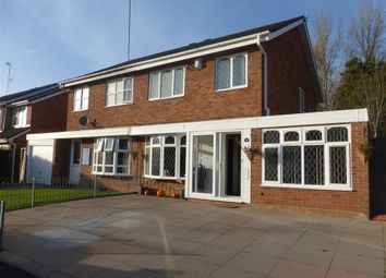 Thumbnail 4 bed property to rent in Munsley Close, Redditch