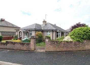 Thumbnail 3 bed semi-detached bungalow for sale in Croft Avenue, Penrith, Cumbria