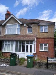 Thumbnail 7 bed semi-detached house to rent in Blenheim Gardens, Highfield, Southampton