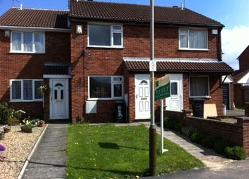Thumbnail 2 bed town house to rent in Barnsdale Road, Leicester