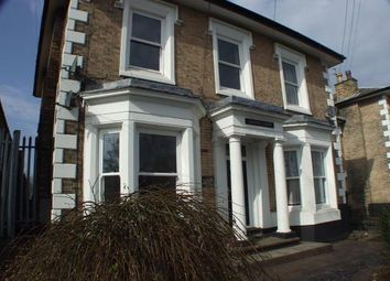 Thumbnail 1 bed flat to rent in Waterloo Road, Burslem, Stoke-On-Trent