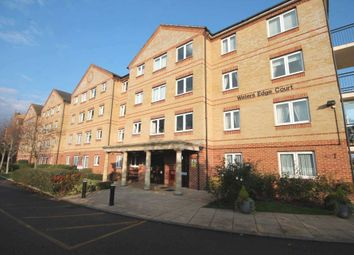 Thumbnail 1 bedroom flat for sale in Watersedge Court, Wharfside Close, Erith