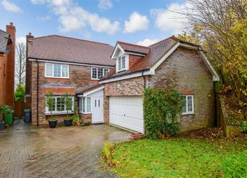 Thumbnail 5 bed detached house for sale in Dodnor Lane, Newport, Isle Of Wight