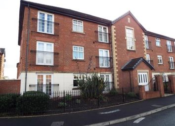 Thumbnail 2 bed flat for sale in Cavan Drive, Haydock, St Helens, Meseyside