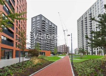 Thumbnail 2 bed flat to rent in Hope Street, Canary Wharf, London