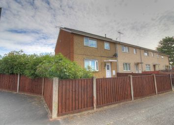 Thumbnail 3 bed end terrace house for sale in Rees Gardens, Nottingham