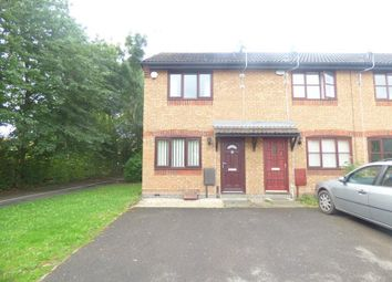 Thumbnail 2 bed terraced house to rent in Choirs Close, Abbeymead, Gloucester