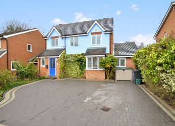 Thumbnail 3 bedroom link-detached house to rent in The Old Orchard, Farnham, Surrey