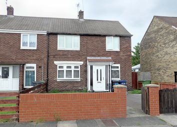 Thumbnail 2 bed terraced house for sale in Horton Avenue, South Shields