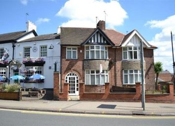 Thumbnail 4 bed terraced house to rent in London Road, Leicester