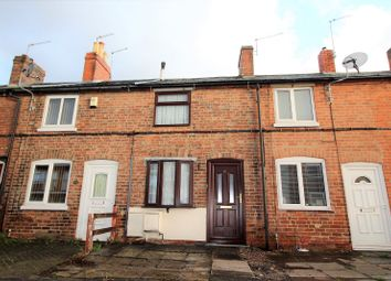 Thumbnail 1 bed terraced house for sale in Hill Street, Burton-On-Trent, Staffordshire