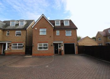 Thumbnail 5 bedroom detached house for sale in Malkin Drive, Church Langley, Harlow