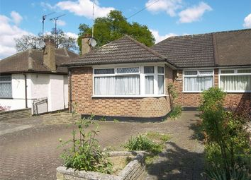 Thumbnail 2 bedroom semi-detached bungalow for sale in Aberdale Gardens, Potters Bar