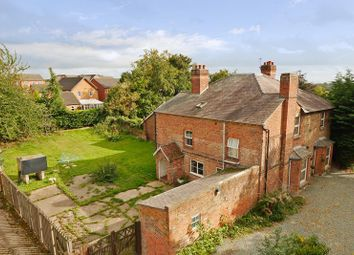 Thumbnail Commercial property for sale in Ashgrove Residential Home, Church Lane, Oswestry, Shropshire