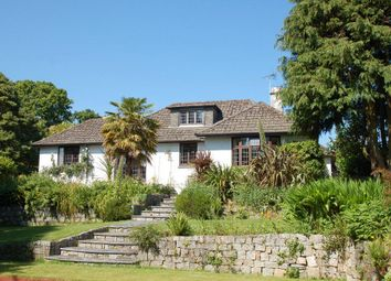 Thumbnail 4 bedroom detached house for sale in Trewince Lane, Port Navas, Falmouth
