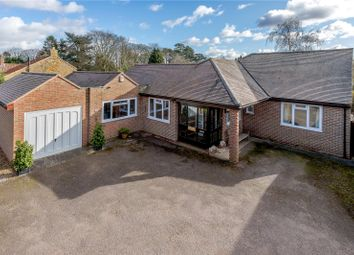 Thumbnail 3 bed bungalow for sale in Spring Lane, Wymondham, Melton Mowbray, Leicestershire