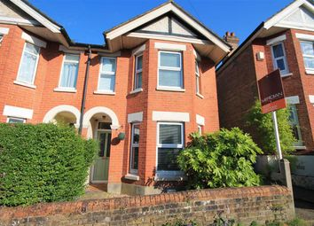 Thumbnail 4 bed semi-detached house to rent in Library Road, Parkstone, Poole