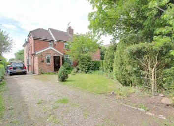 Thumbnail 3 bed semi-detached house for sale in Sandy Lane, Whitegate, Northwich