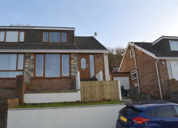 Thumbnail 3 bed semi-detached bungalow for sale in Hillcrest Drive, Porth, Rhondda Cynon Taff