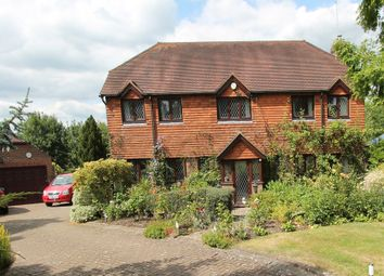 Thumbnail 4 bed detached house for sale in Oakland Drive, Robertsbridge