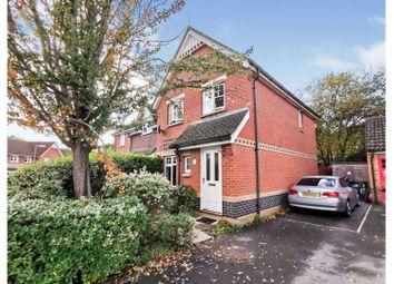 Quob Farm Close, West End, Southampton SO30. 3 bed semi-detached house for sale