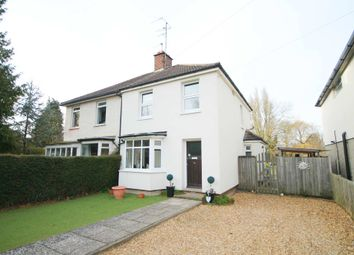 Thumbnail 3 bed detached house for sale in Glebe Road, Cambrudge