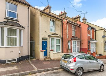 Thumbnail 2 bed terraced house for sale in Seymour Road, Chatham, Kent