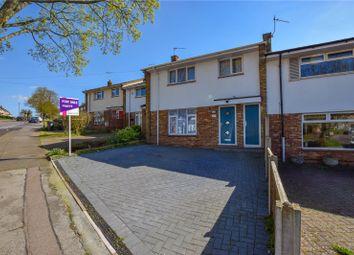 Thumbnail 3 bed terraced house for sale in Cattsdell, Hemel Hempstead, Hertfordshire