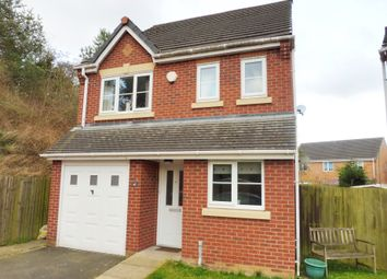 Thumbnail 4 bed detached house for sale in Quarry Bank Rise, Winsford