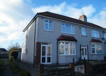Thumbnail 3 bedroom end terrace house for sale in Holdenhurst Road, Kingswood, Bristol
