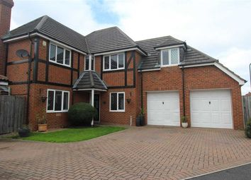 Thumbnail 4 bed detached house for sale in Lamonby Way, Southfield Gardens, Cramlington