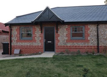 Thumbnail 2 bedroom semi-detached bungalow for sale in Mundesley Beck, Mundesley, Norwich