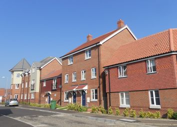 Thumbnail 4 bed semi-detached house to rent in Dunnock Drive, Queens Hills, Norwich