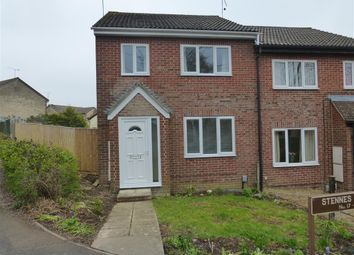 Thumbnail 3 bed property to rent in Stenness Close, Sparcells, Swindon