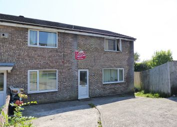 Thumbnail 3 bed end terrace house for sale in Hedgemoor, Brackla, Bridgend.