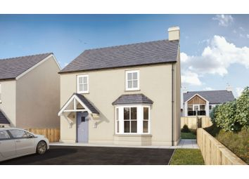 Thumbnail 3 bed detached house for sale in Church Fields, Newport